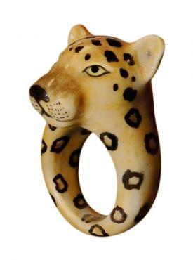 Nach Jewellery Leopard Ring