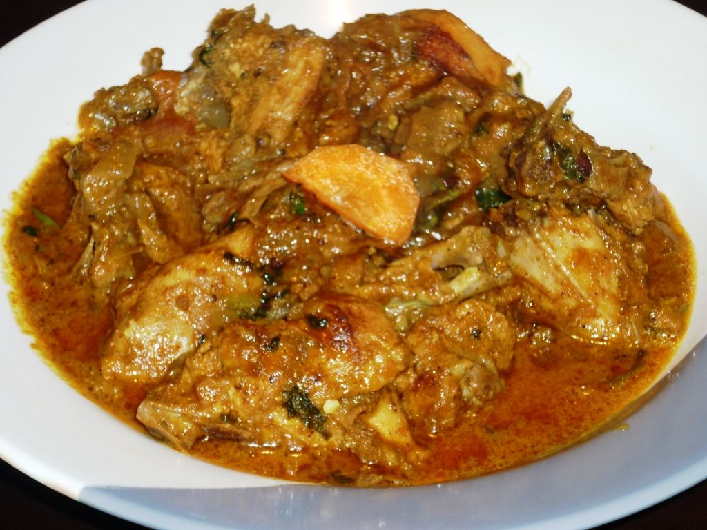 Chicken curry httpchaatsandmoretitlepxtitlechicken indian spiced chicken recipe creamty recipes all food recipe network forumfinder Image collections