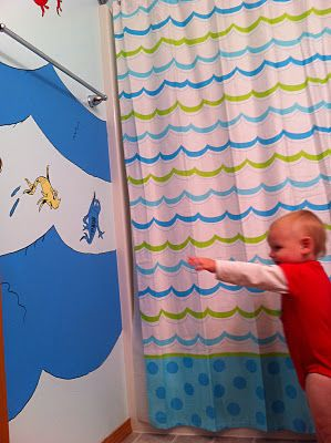 Dr Seuss Bathroom For The Kiddies I Absolutely Have To Do This
