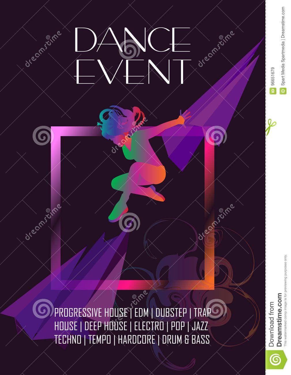 Dance Festival 2018 Woman dance silhouette  Woman dancing