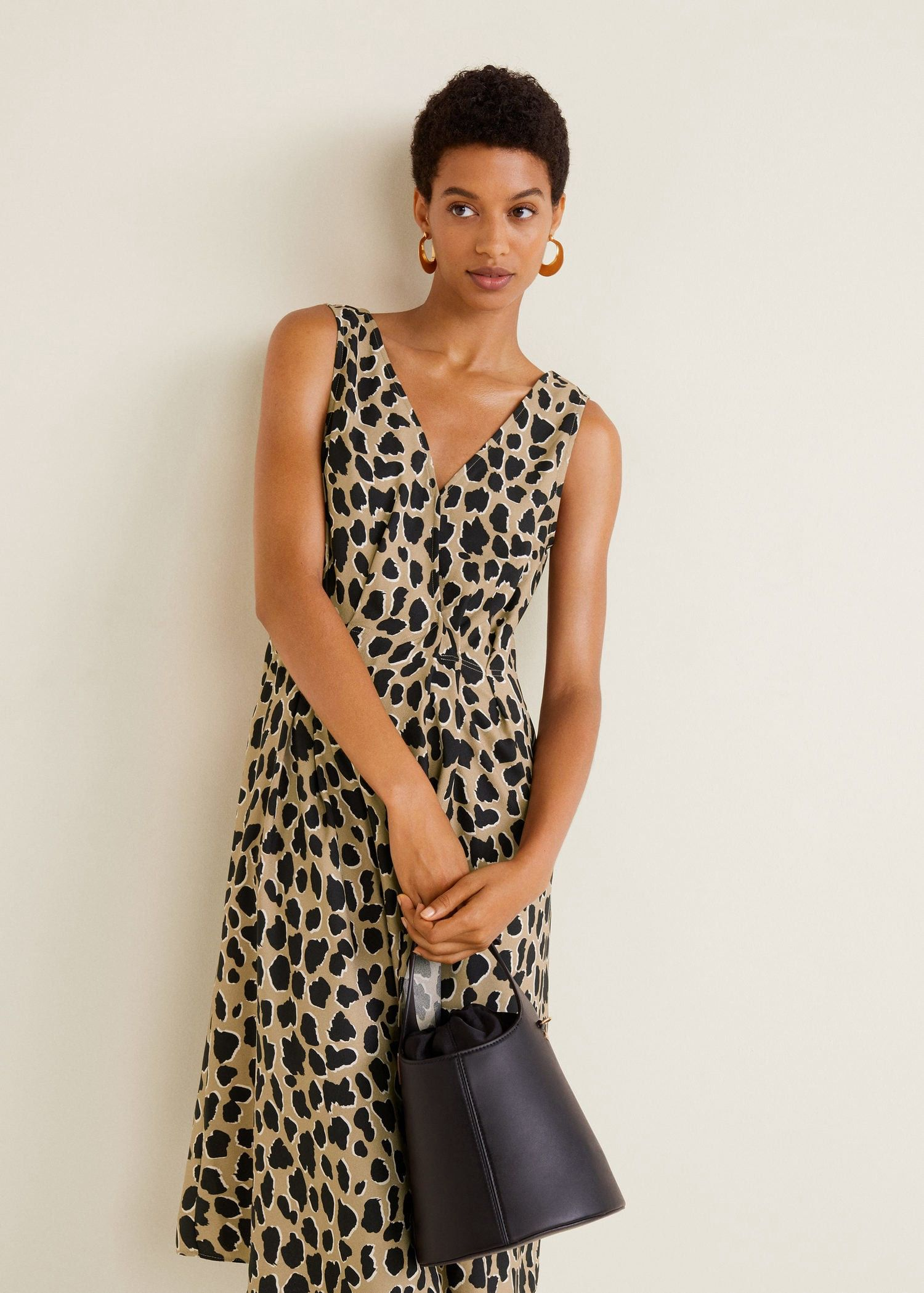 Mango Animal Print Dress - 2   Products   Animal print dresses ... 5e03a97d6141
