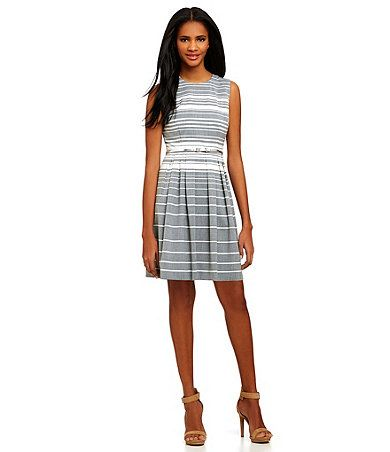 Available At Dillards Com Dillards Fit And Flare Dress