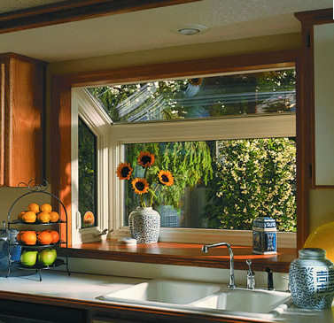 Greenhouse Windows For Kitchen Replace Your Window With A Greenhouse Window It Will Bring In