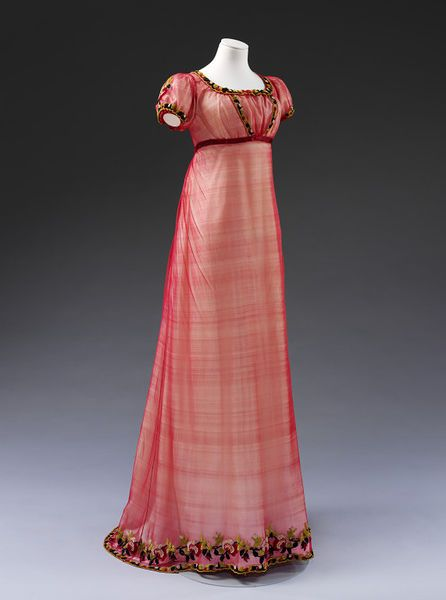 Evening Dress | Unknown | V&A Explore The Collections