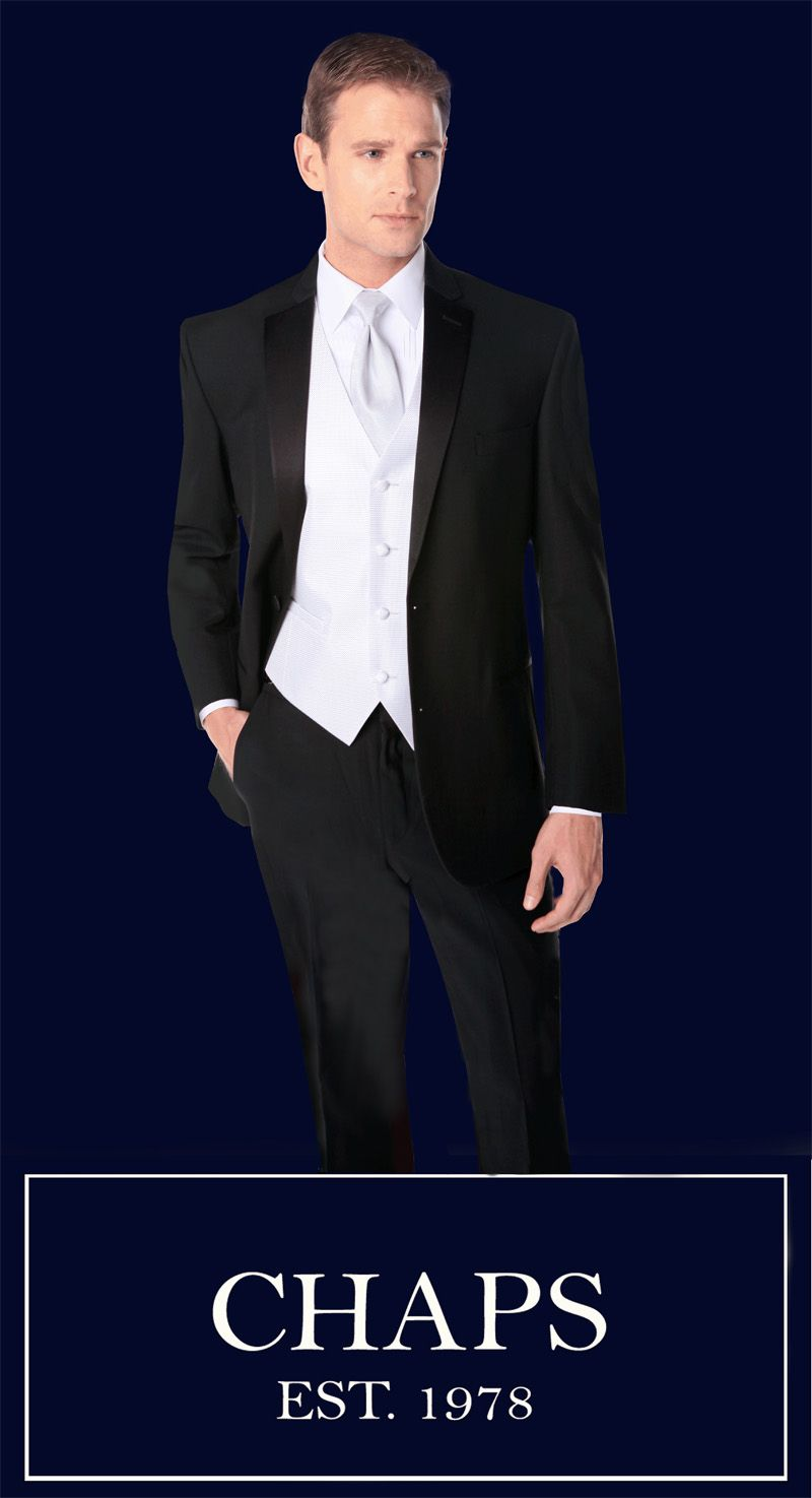 The Remy by CHAPS in a Classic, updated design. See more at http://www.facebook.com/FLOWFormalWear