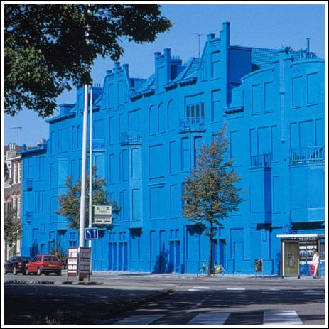 This Building In Rotterdam Was Due To Be Torn Down. It Was Boarded Up And Nice Ideas