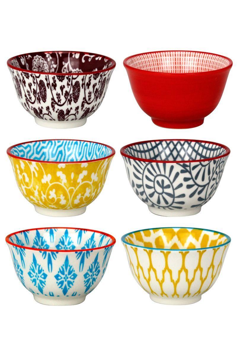 Venta Ard'Time / 33441 / Vajilla / 6 boles de cerámica Sabaé 12 cl