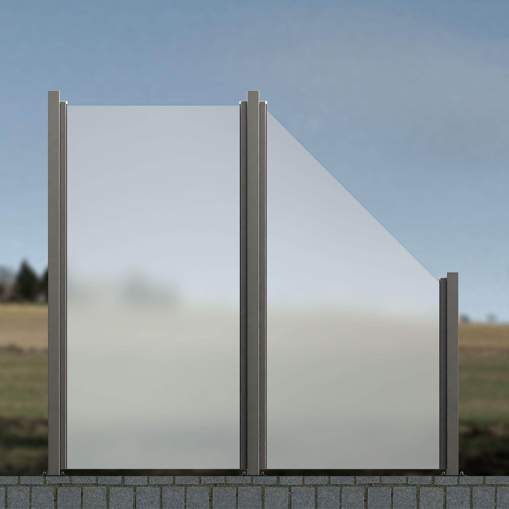 Pin auf Terrasse