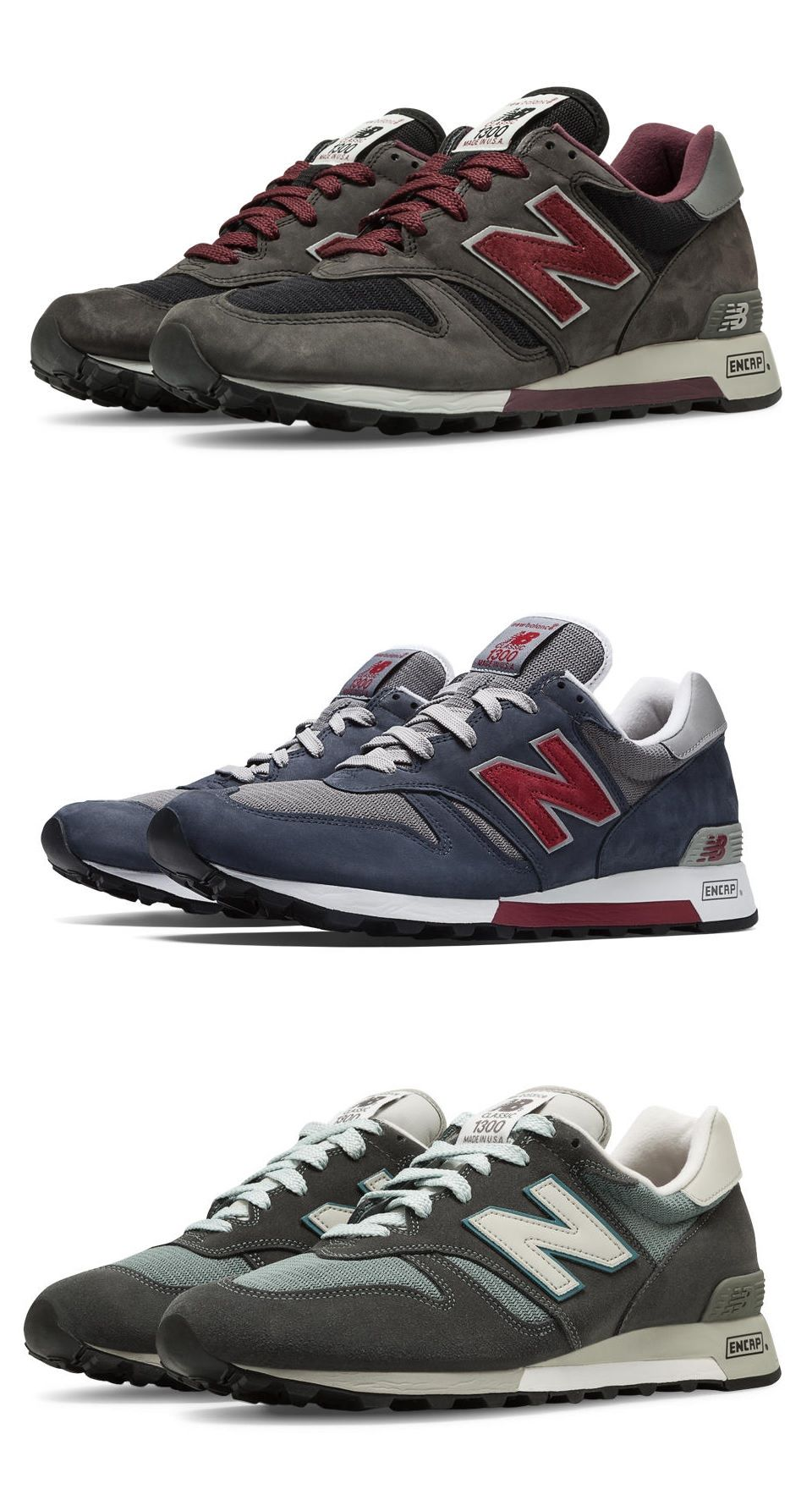 New Balance M1300 Made in USA | New balance shoes men, Shoes