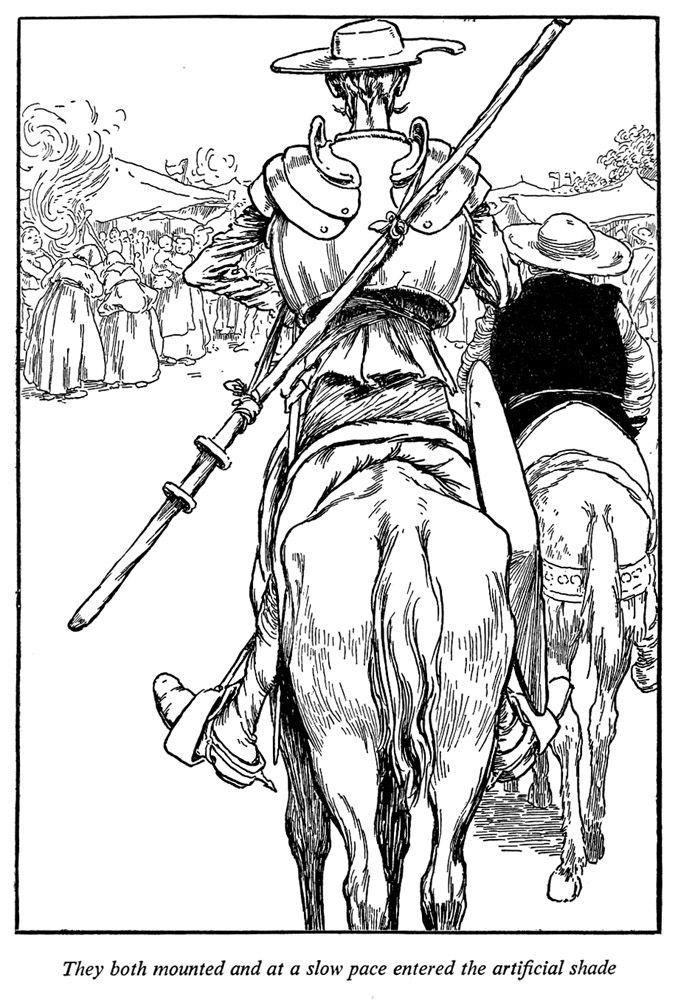 'The Adventures of Don Quixote De La Mancha' by Miguel de