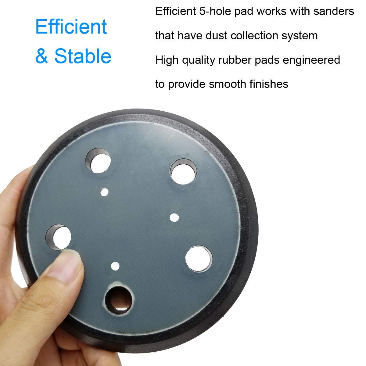 5 Inch Hook And Loop Sander Pad For Porter Cable 333 Random Orbit Sanders Ad Sander Ad Pad Loop Inch In 2020 Dream Rooms Sanders