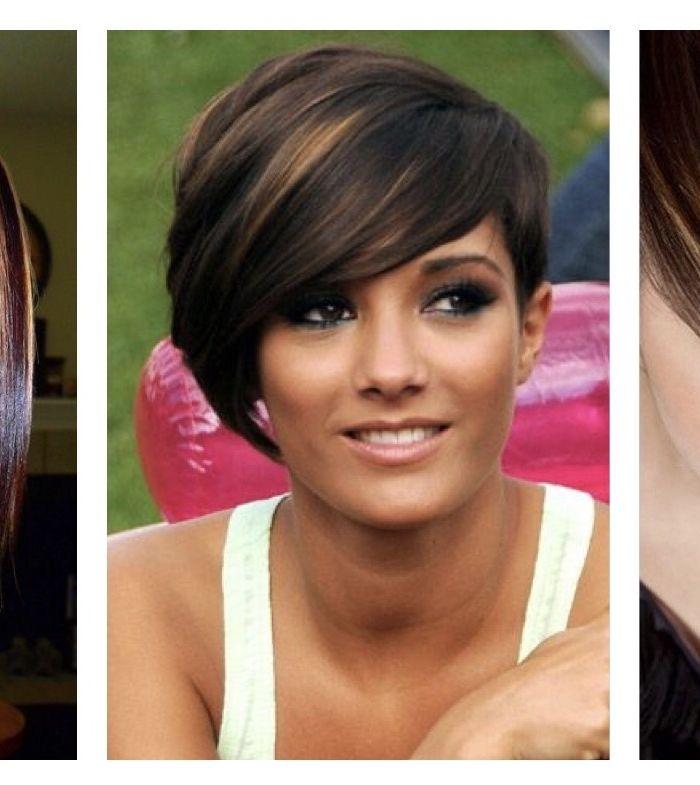 Diese Damen Haben Eine Schone Kurze Frisur Mit Dezenten Highlights