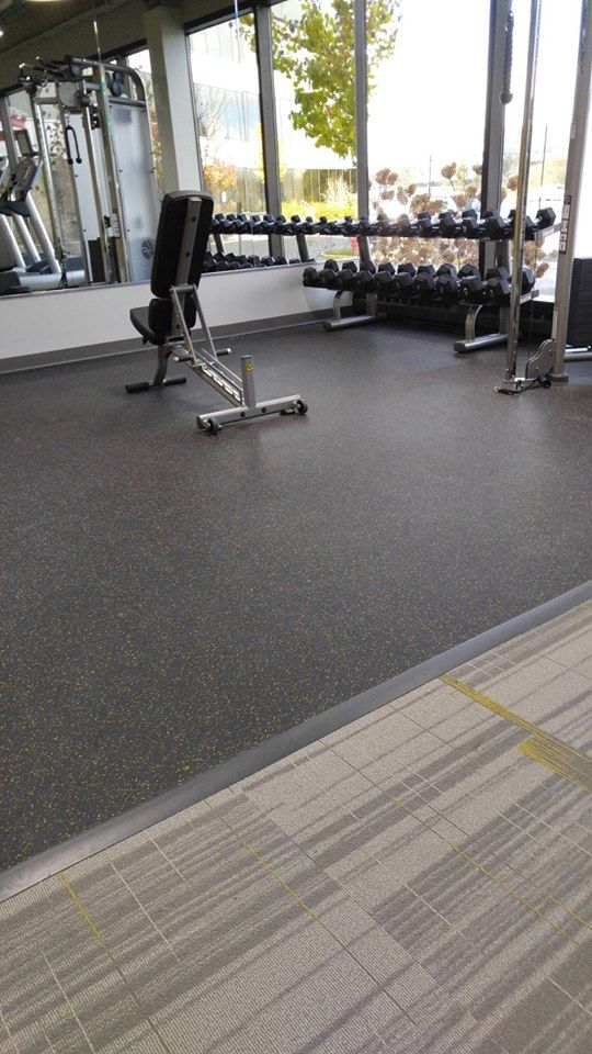 Gym Flooring DUNCAN Flooring Specialist Projects Pinterest - How much does a gym floor cost