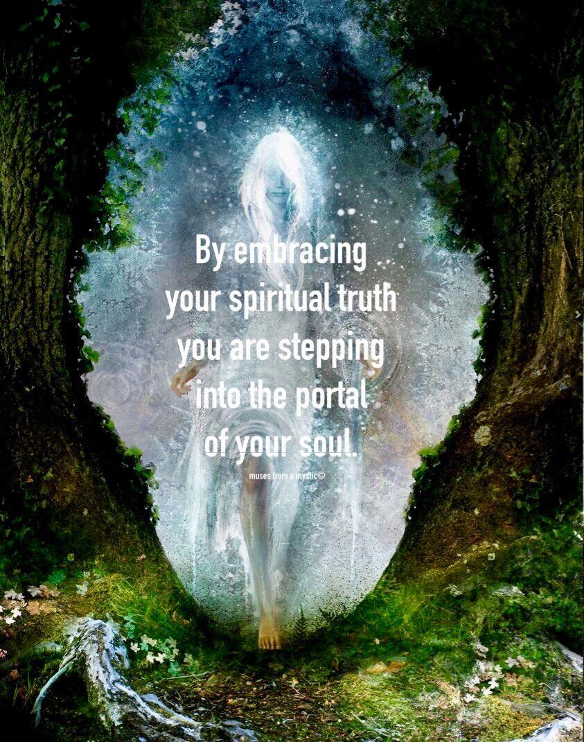 Spiritual Truth Quotes Spirituality