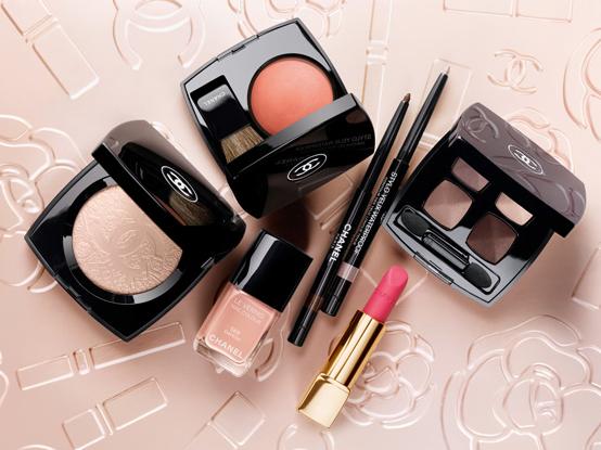 Chanel Beauty 2013 Luxury cosmetics, Chanel makeup, Most