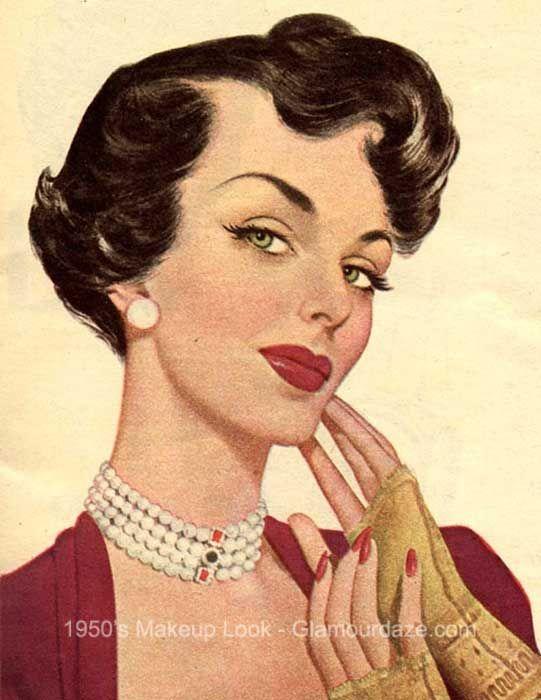 1950 s facial hair