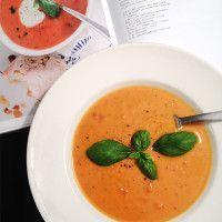 Tomaatti-bataattisoppa | Mindo