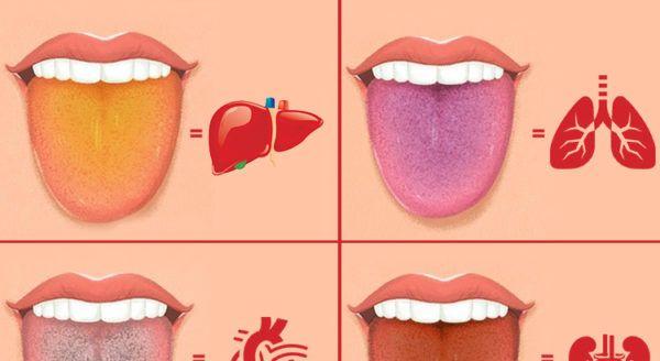 Healthy Tongue Colour