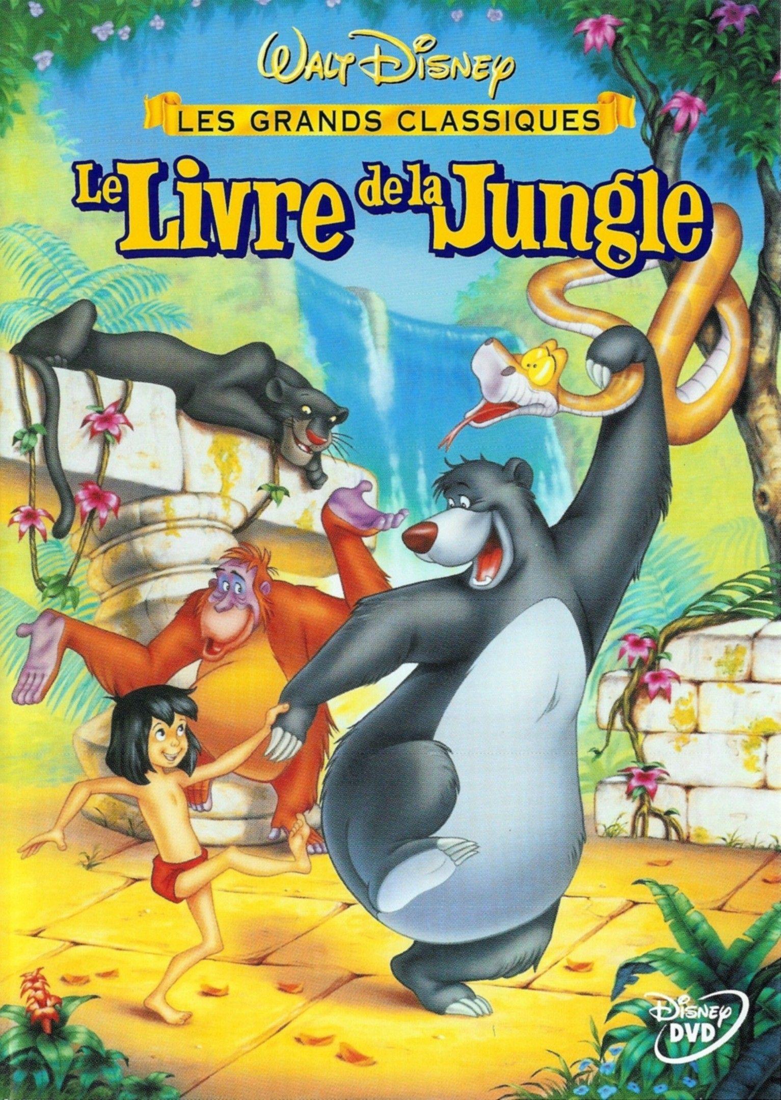 Épinglé par Farid Boukri sur Le livre de la jungle en 2020 ...