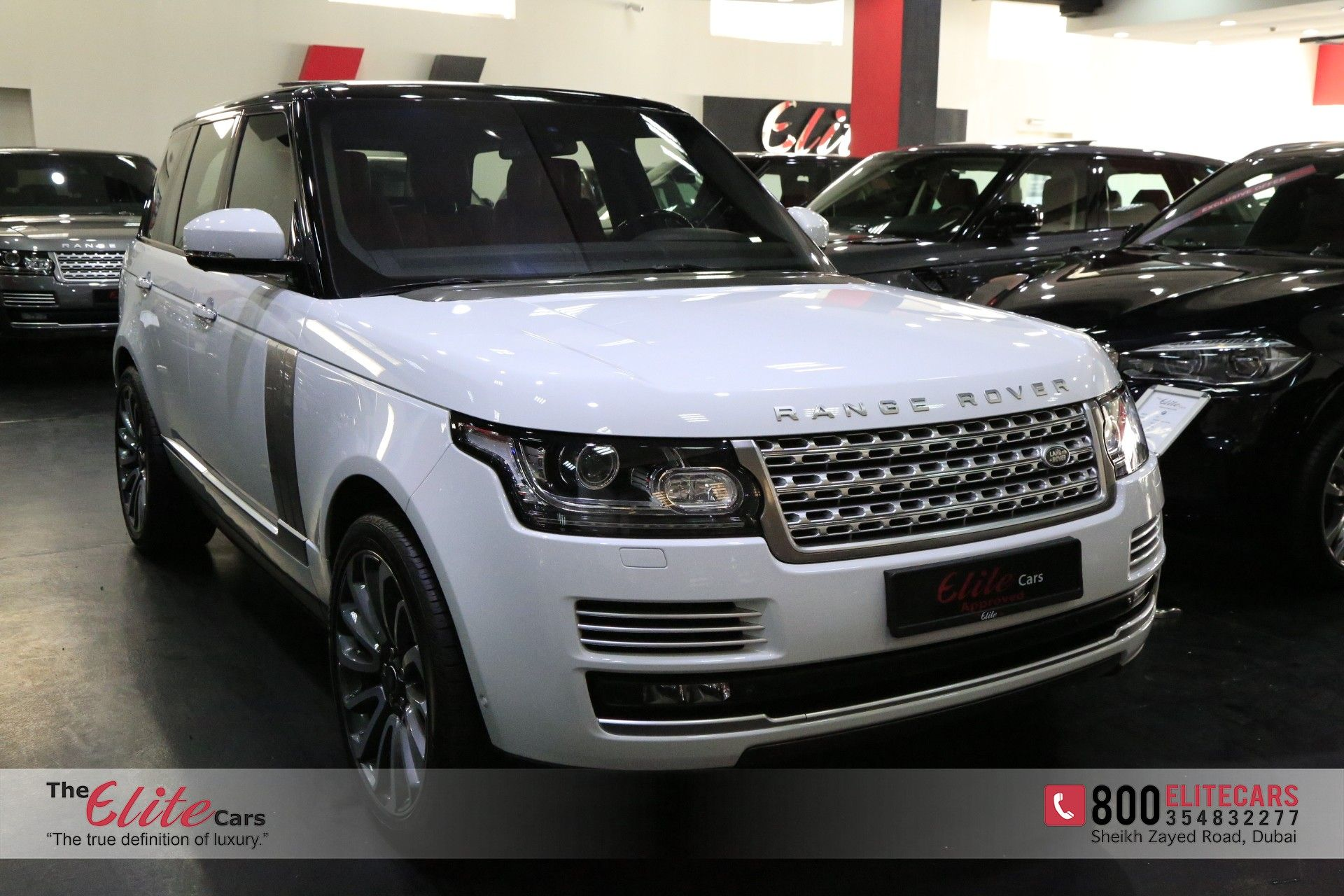 RANGE ROVER VOGUE AUTOBIOGRAPHY 2015 The Elite Cars For