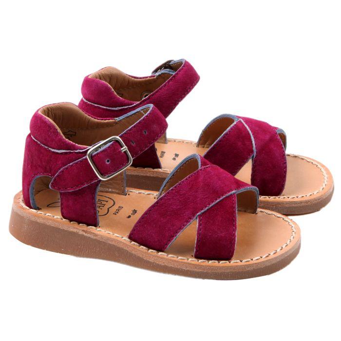 We love Pom d'Api Sandals !   Chaussures   Vetement enfant