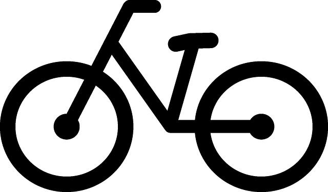Kostenloses Bild Auf Pixabay Fahrrad Piktogramm Symbol
