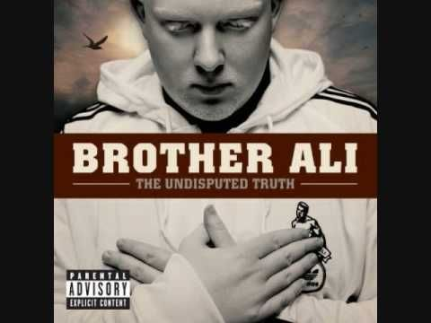 Brother Ali The Puzzle - YouTube