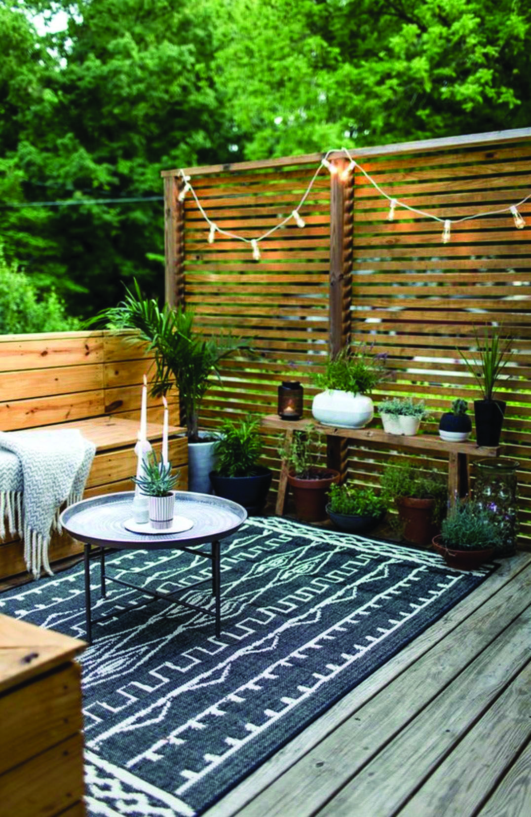 Get These Top Trending patio privacy screen designs to ...