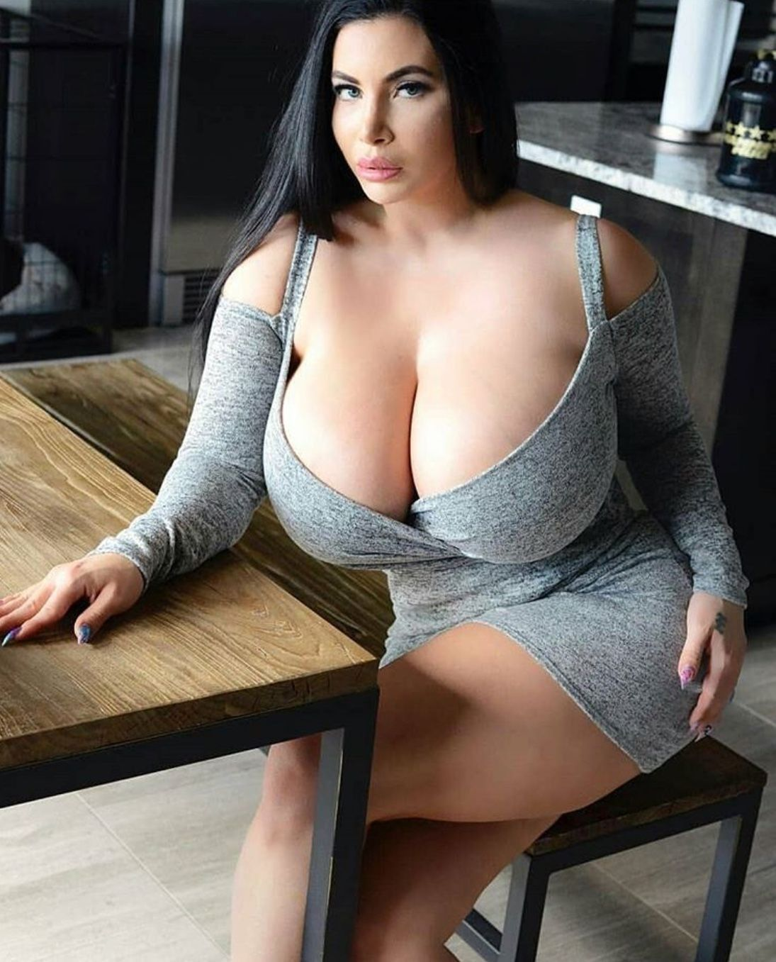 Big sexy jugs