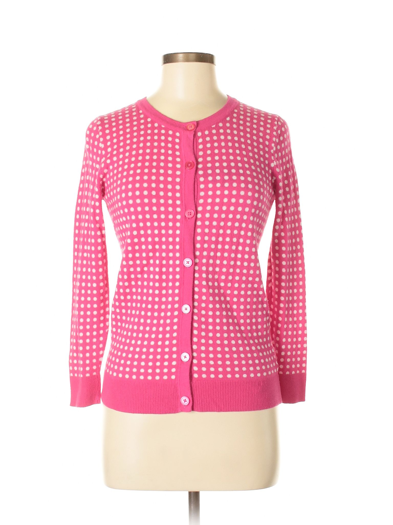 Merona Cardigan Size 400 Pink Womens Sweaters & Sweatshirts