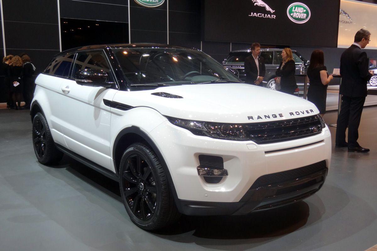 Evoque Black Design Pack Range rover evoque, Range rover