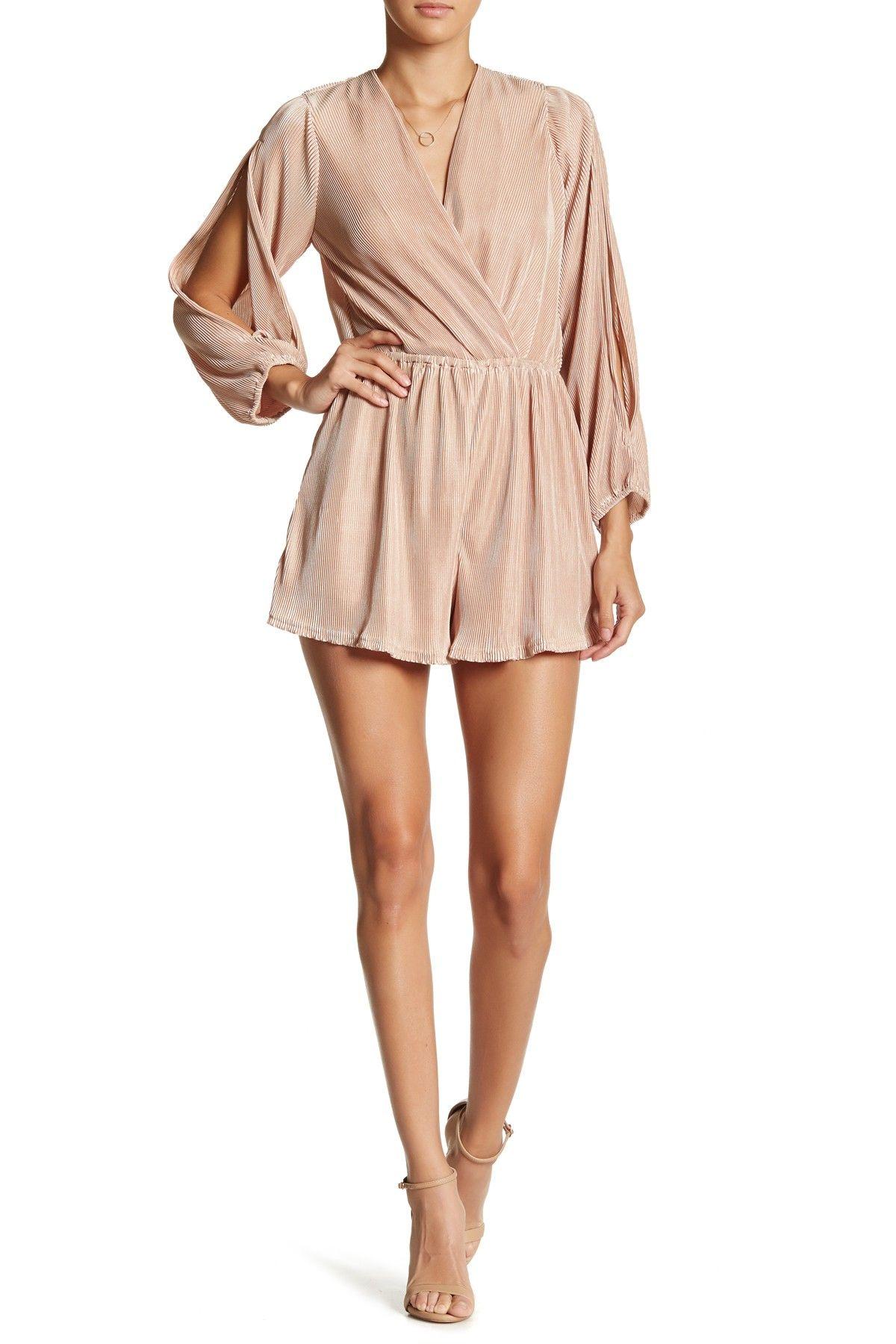 #REVOLVE   Long sleeve playsuit, Stella dress, Dresses