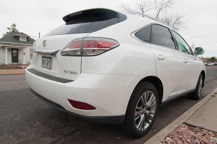 Awesome Lexus 2017: 2013 Lexus RX 350 Review    Review.