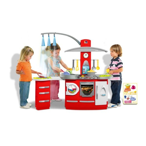 Deluxe Kitchen With Lights Smyths Toys Toys Uk