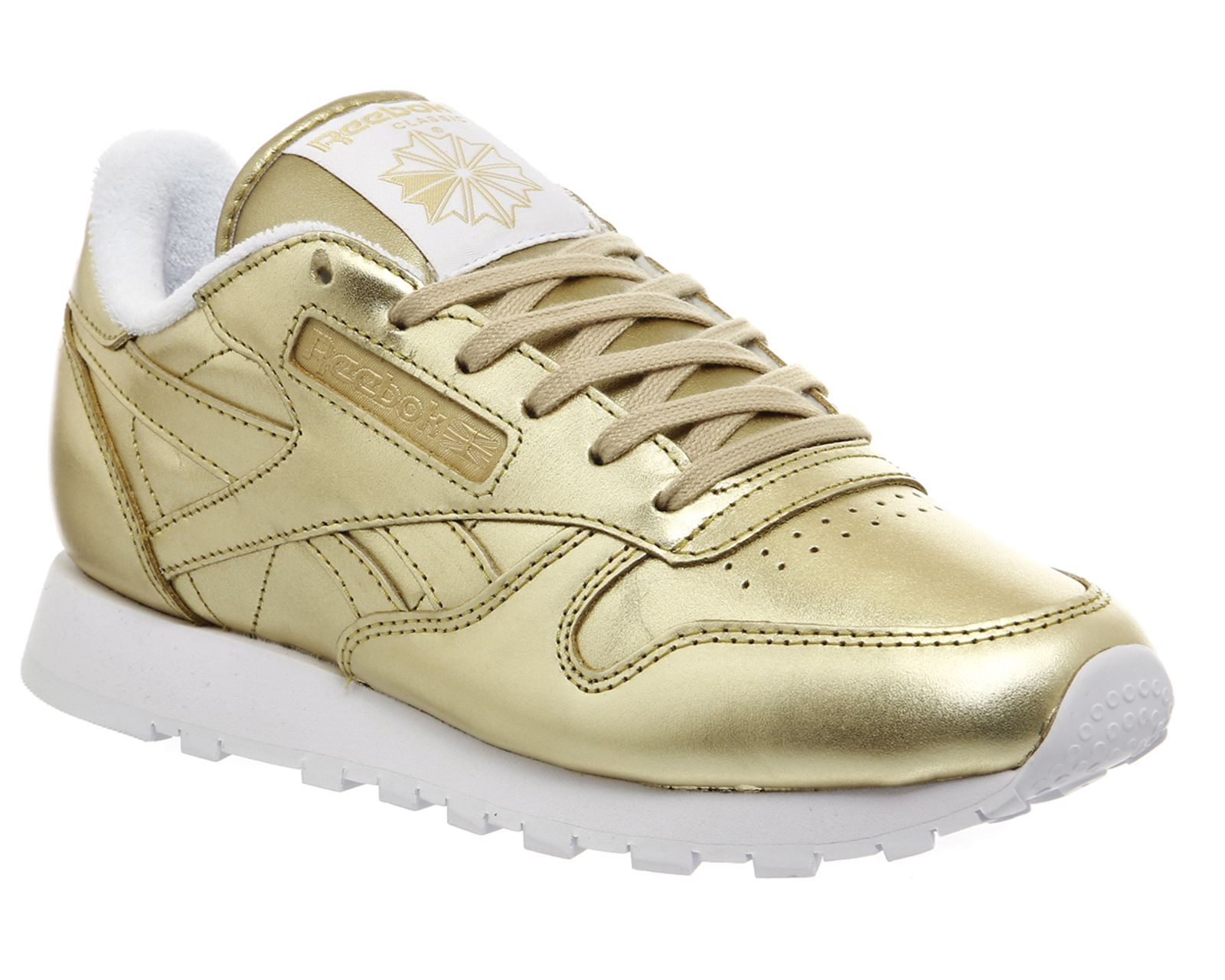 0bf9d4e4192 Classic Leather. Buy Light Gold Face Reebok ...