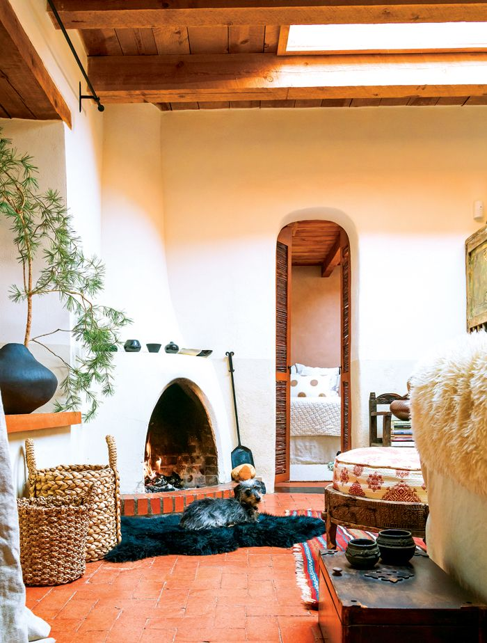 A Home Inspired By New Mexico History