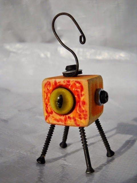 Simpáticos juguetes con madera reciclada. | Quiero más diseño