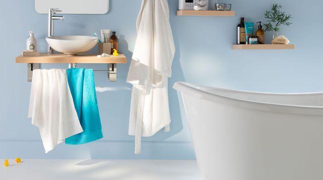 Peinture pour salle de bain Diy decoration and Decoration