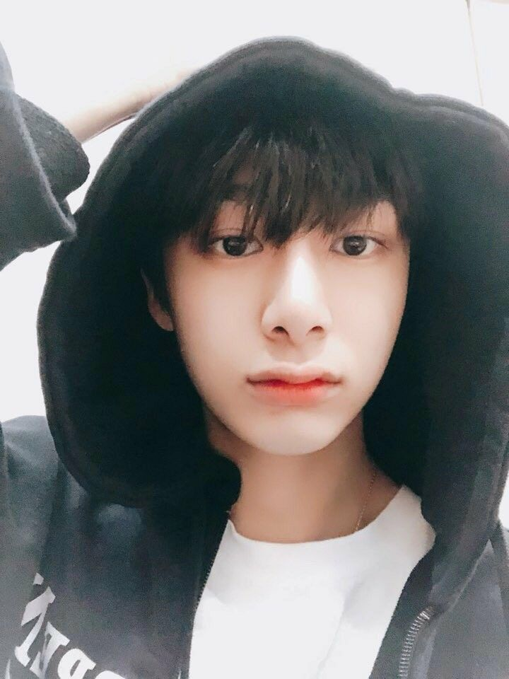 Cute Hyungwon Selca