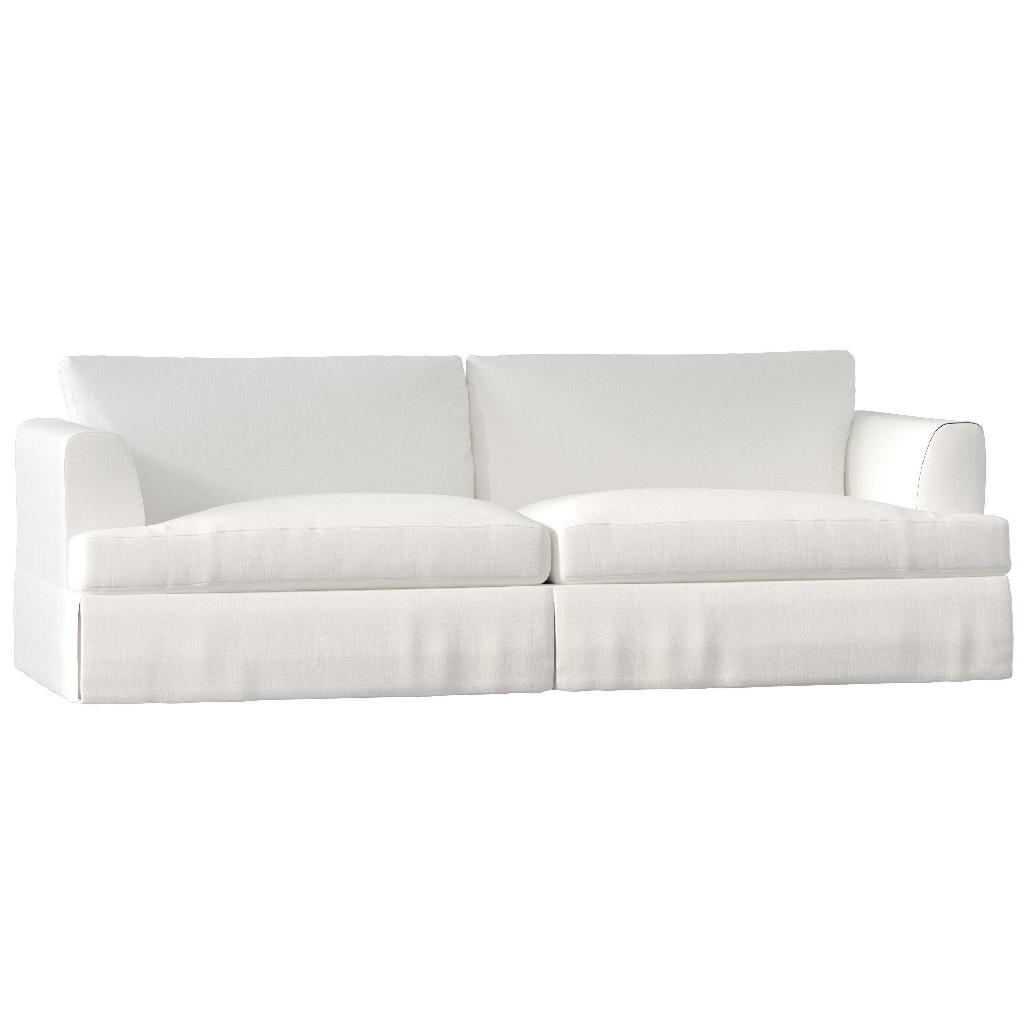 Fairchild Slipcovered Sofa Joss Main Slipcovered Sofa Sofa