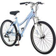 Schwinn Ridge Al Women S Mountain Bike 26 Inch Wheels Blue For Sale
