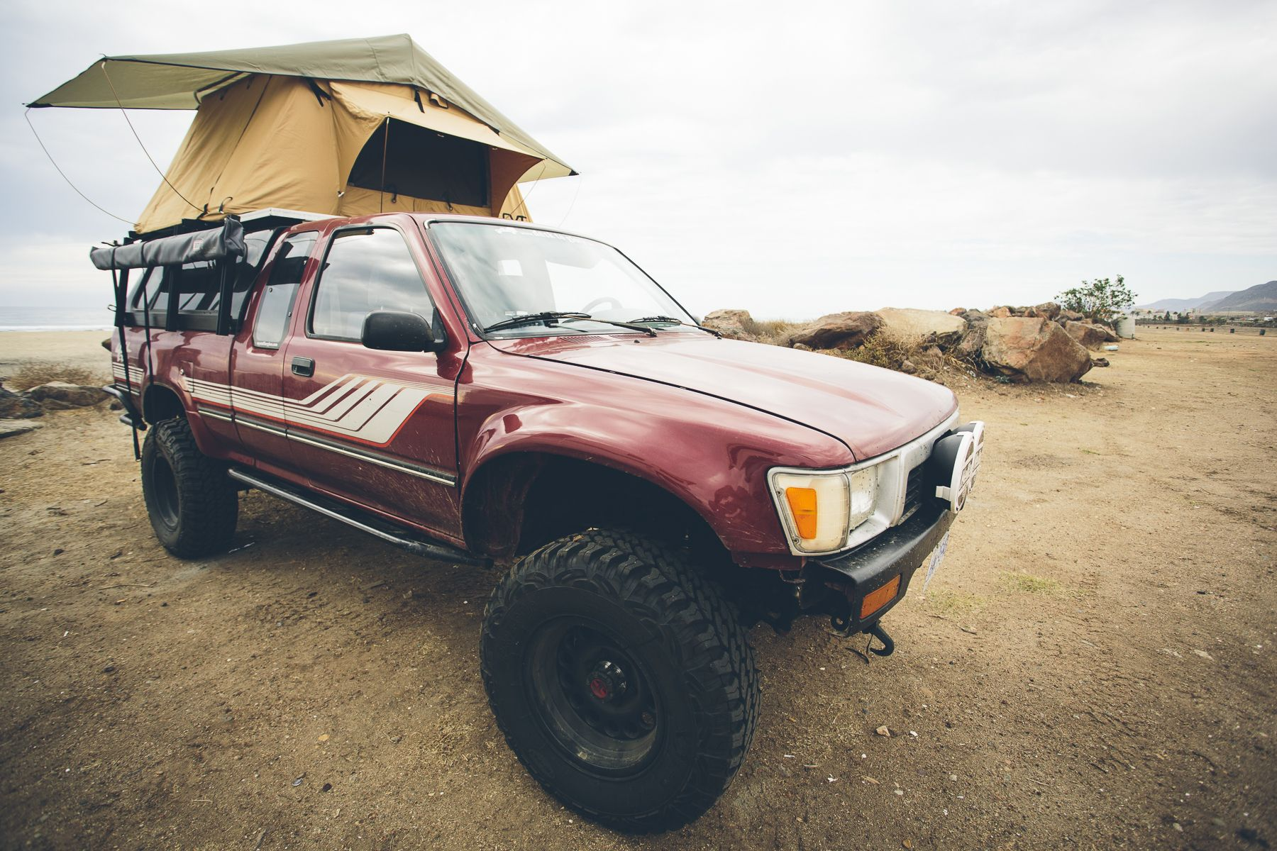 Check our our Expedition Portal thread to check out the truck build! & 140116_DeskToGlory_CascadiaTents-3 | toyotau0027s | Pinterest | Roof ...