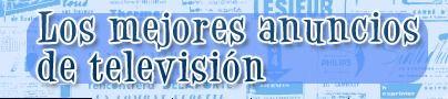 Página web con muchísimos anuncios para explotar en la clase de español http://www.losmejoresanunciosdetelevision.com/ #educaspain