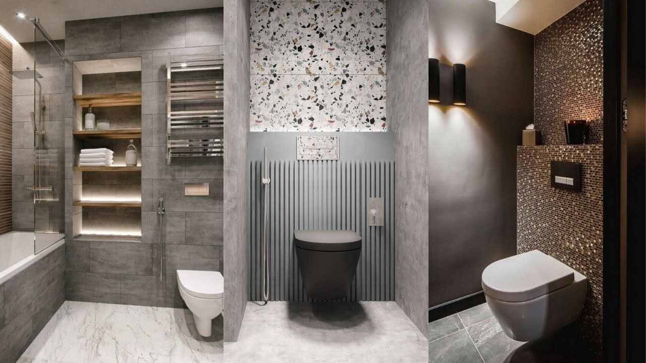 Amazing bathroom floor tiles and wall tiles design ideas ...