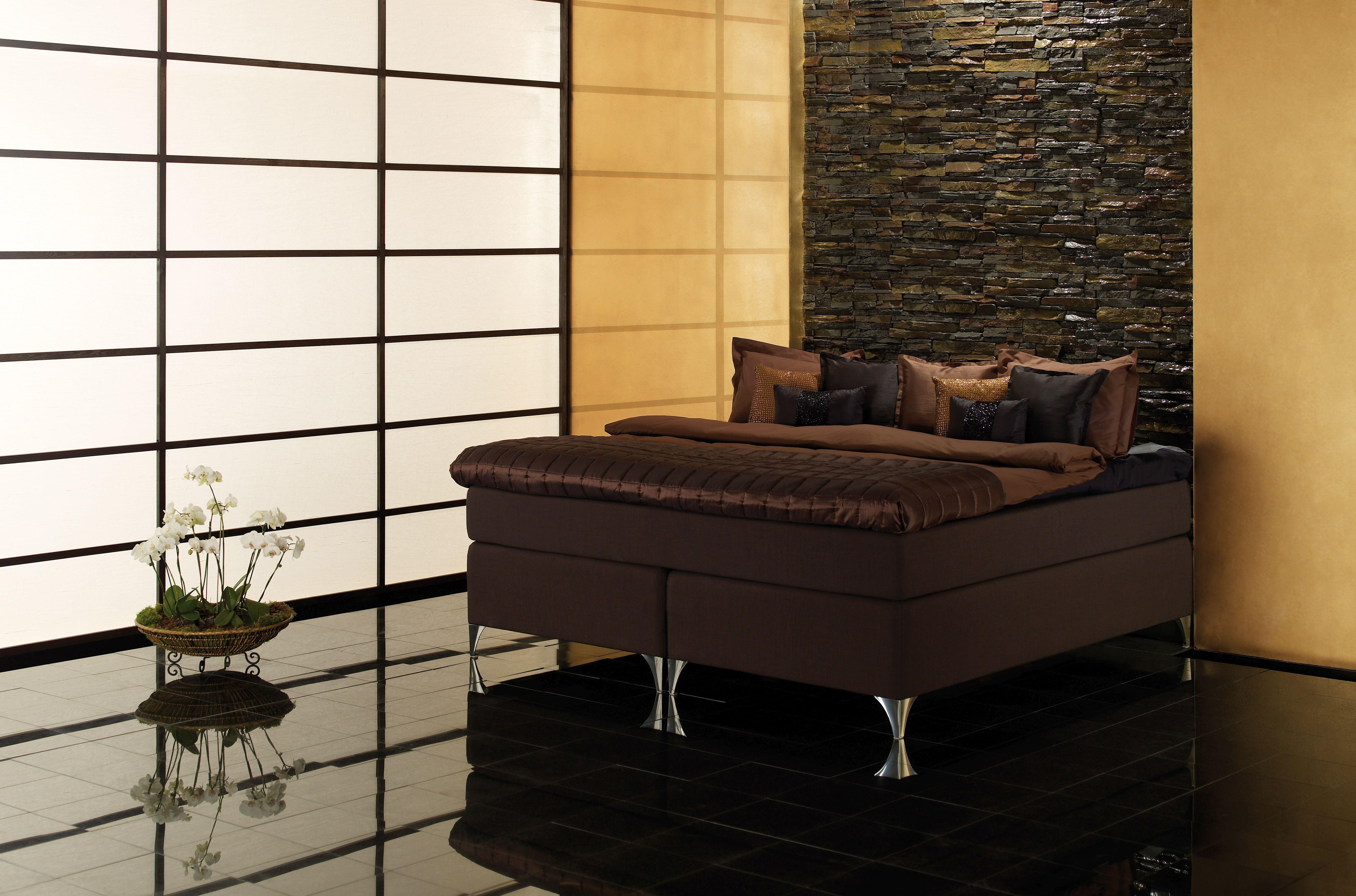 Carpe M Beds Of Sweden Model Skaftö Continentalbett Verstellbar Boxspring Bed Bett Taschenfederkern Pocketspring Adjule