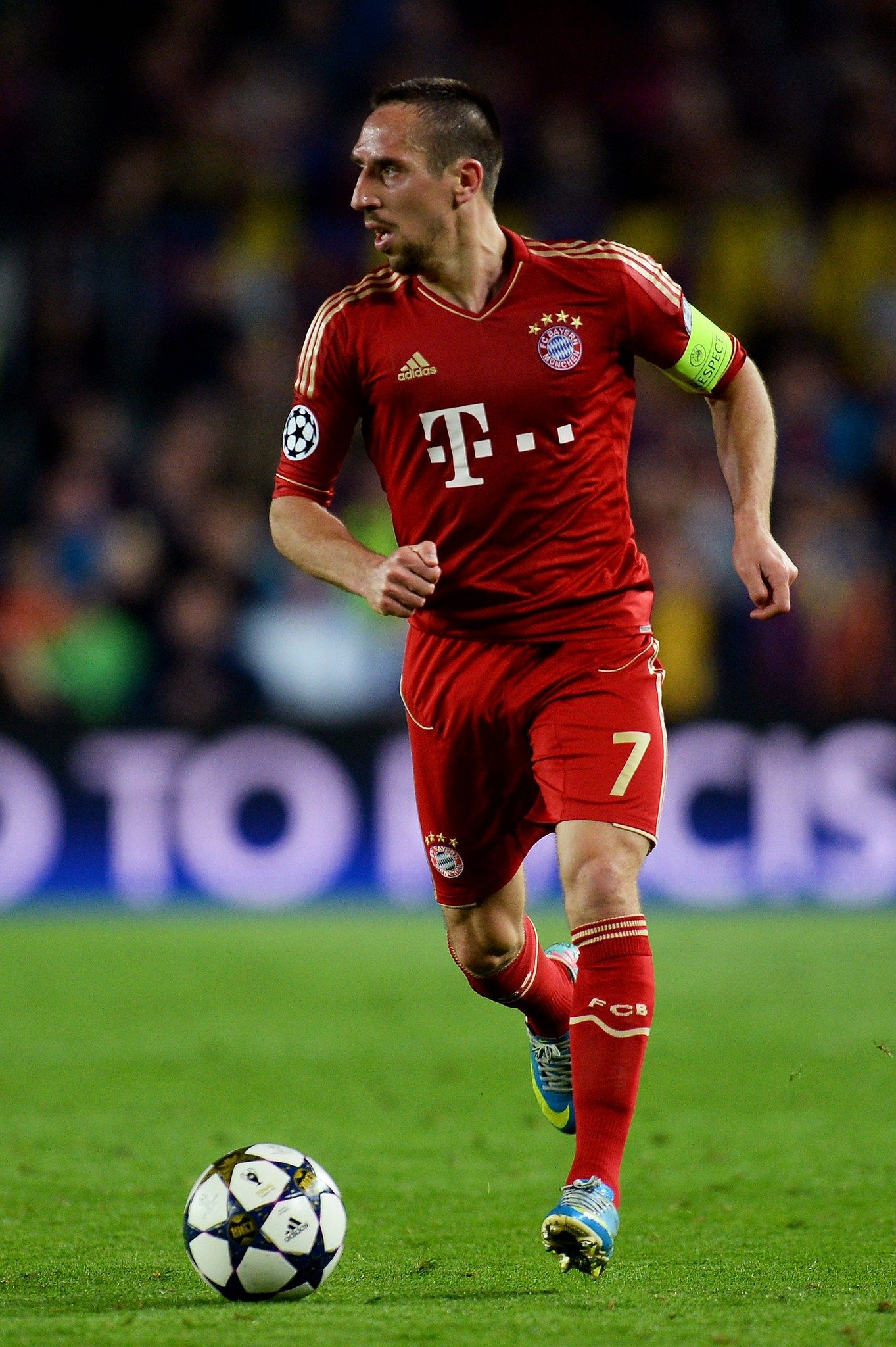 Frank Ribery He Is A Good Player But I Don T Like Him