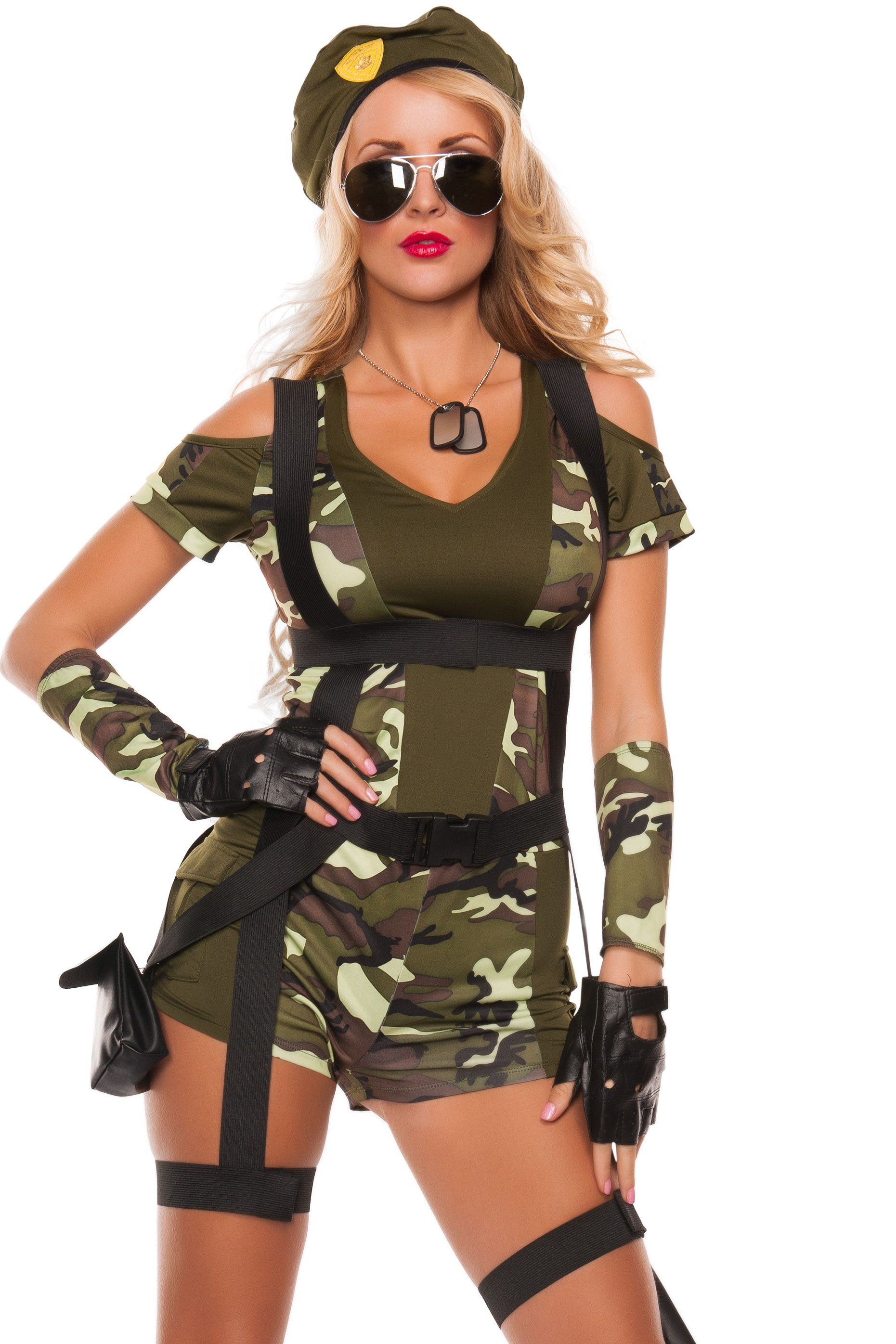 Shop for military costumes like this Green Beret Costume at ...