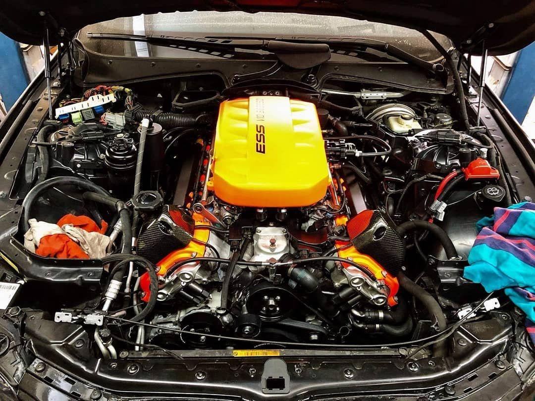 Zendermotorsport Bmw M5 E60 V10 V10engine S85b50 Upgrade