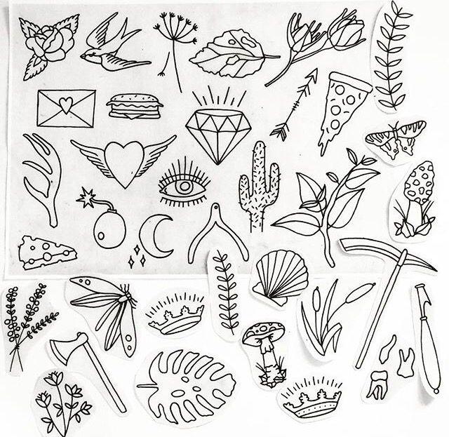 Disenos Bonitos De Tatuajes