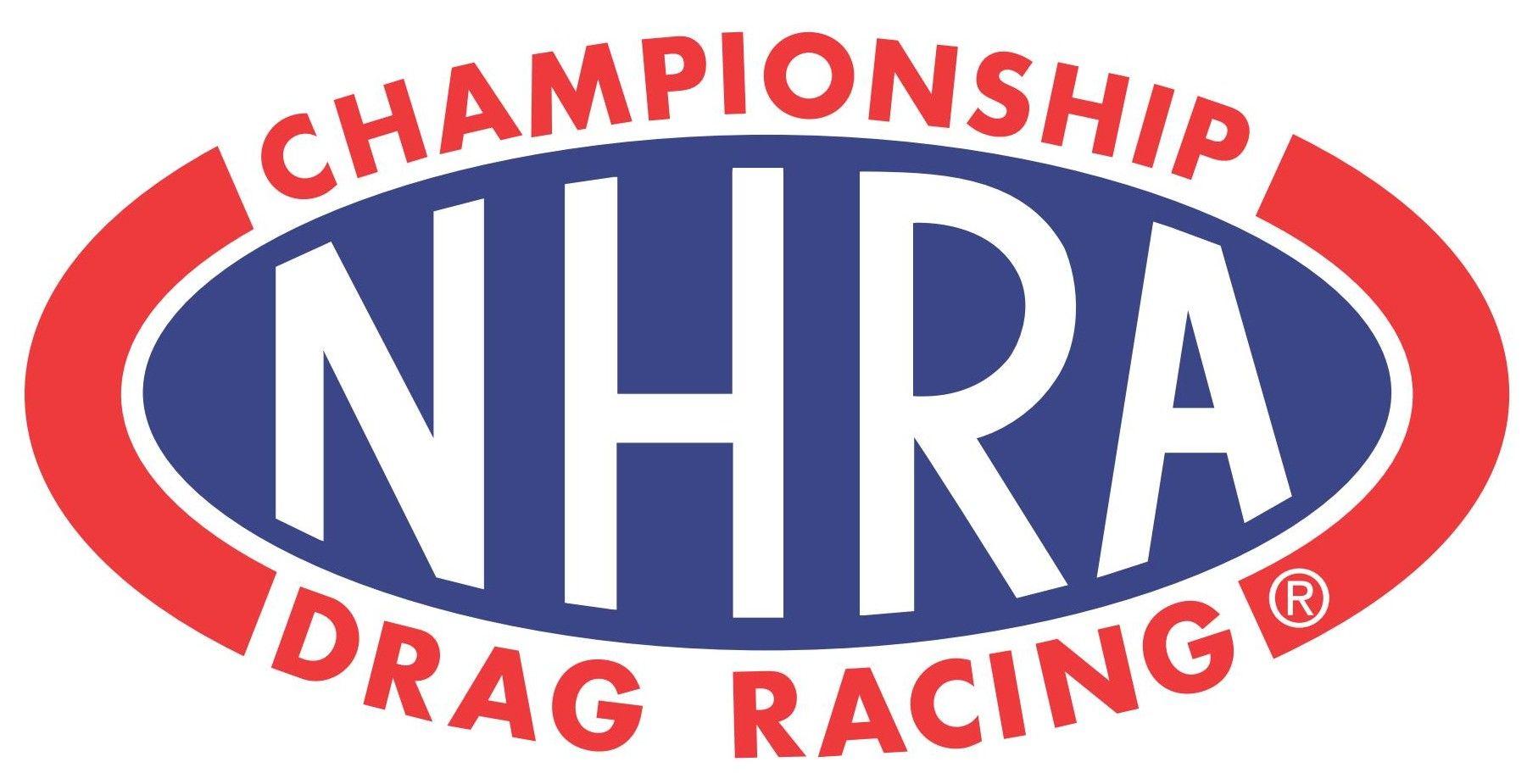 National Hot Rod Association (NHRA) Logo [EPS File